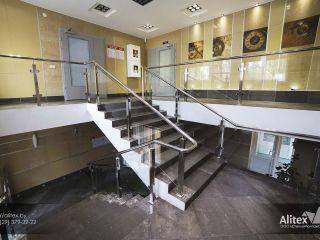 Купить стеклянные ограждения в Минске